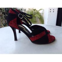 Sandalias Para Tango O Fiesta