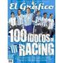 Revista El Grafico 100 Idolos De Racing