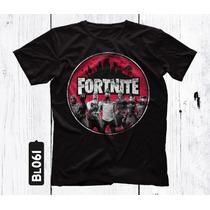 Remera Fortnite Temporada 5
