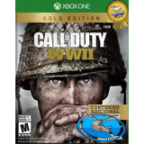 Call Of Duty Ww2 Gold Ed. / Xbox One / Digital Offline