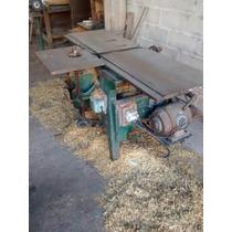 Maquinas De Carpinteria Completa