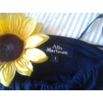 Vestido Straples Allo Martinez Talle 1