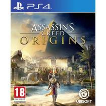 Assassin's Creed Origins Ps4 Original Fisico Sellado Full