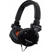Auricular Panasonic Rp-djs400 Tipo Dj Plegables