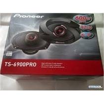 Pioneer Parlantes Ts-6900pro, 600w Max, 92db, 6 X 9