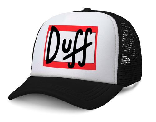 Gorra Trucker Cerveza Duff Los Simpson. Precio    249 9 Ver en MercadoLibre 674ccbff2d9