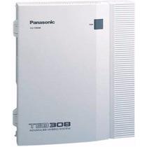Central Telefonica Panasonic Kxteb 308 3 Lineas 8 Internos