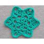 Estrella Crochet Imán Aplique Móvil Guirnalda Decoración