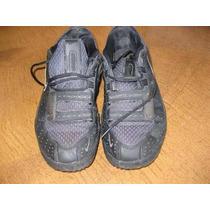 Zapatillas Deportivas Nike Negras Originales Talle 39.