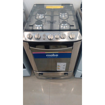 Cocina Cmj856ivs Mabe Nuevo Modelo Con Valvulas De Seguridad