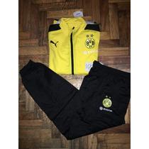 Conjunto Puma Borussia Dortmund. Mod.2016