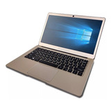 Notebook Intel Quad Core 4gb Ssd Pantalla 13.3 Win10 1080p