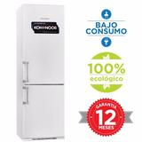 Heladera C/freezer Kohinoor 367lts. Descongela Kgs-4094/6