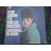 Lp Eydie Gorme Y El Trio Los Panchos - Canciones De Amor