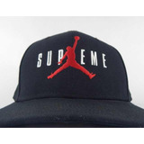 Supreme X Jordan Dad Hat Trap Gorra Swag 6c1d6b5c28c