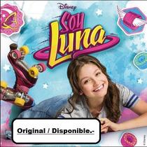 Cd Soy Luna - Nuevo Disney - Original / Sellado. Envio X Oca