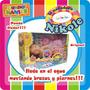 Nikole La Nadadora - Muñeca Lalelu - Original - Mundo Manias