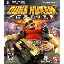 Juego Ps3 - Duke Nukem Forever - Impecable - Envío Gratis