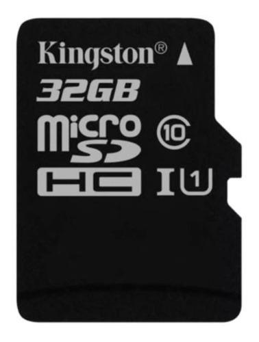 Tarjeta De Memoria Kingston Sdc10 32gb
