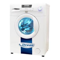Lavarropas Automático Drean Excelent Blue 6.09 Carga Frontal