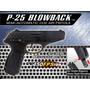 Pistola Aire Comprimido Gas Co2 Gamo P25 Cargador De 16 U