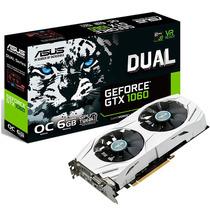 Placa Video Geforce Asus Gtx 1060 6gb Dual Gddr5 Oc Mexx 3