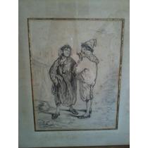 5 Carbonillas De Aureliano Bosch Cascallares 1499 $ El Lote