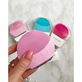 Limpiador Facial Masajeador Rostro Maquillaje Recargable Usb