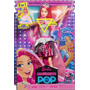 Barbie Campamento Pop 2 En 1. Pop Y Princesa. Canta. Nueva