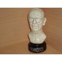 Busto Escultura Papa Francisco Bergoglio