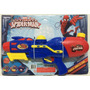 Pistola Agua Spider Man Chica Tuni 1601