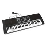 Teclado Organo Musical Piano Electrico 61 Teclas Mic Modelo Nuevo