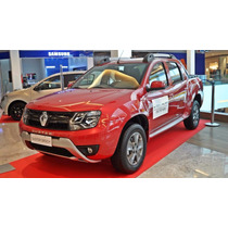 Renault Duster Oroch 0km - Plan Nacional 2016 !!