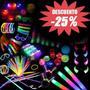 Combo Cotillón Luminoso 90 Artículos #tu-fiesta-unica