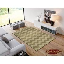 Carpeta Alfombra Sprint 150 X 200cm Moderna Living Fundasoul