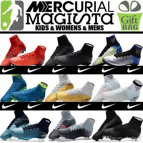 69d286c86 Nike Botitas Niños Mercurial Superfly Cr7 - Magista 2018 en venta en ...