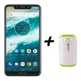 Celular Motorola One Libre 4gb 64gb Camara Dual Cargador!
