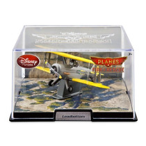 Disney Store Planes Leadbottom Escala 1:43 Unico!!!