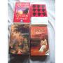 Lote De 4 Libros De Romance - Escritoras Varias