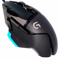Mouse Logitech Gaming Proteus G502 12000 Dpi 11 Botones