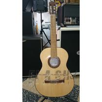 Guitarra Clasica Fonseca 31p C/ Estuche Rigido Skb Envios