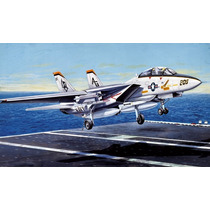 F-14 A Tomcat 1/72 Maqueta Model Kit - Italeri