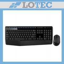 Teclado Mouse Inalambrico Wireless Mk345 Logitech Supl Mk330