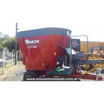 Mixer Apache 630 Vertical 12 M3 Nuevo!! Financio 70% Mcj1