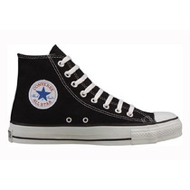 Zapatilla Converse All Star Hi Black