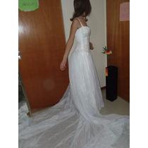 Vestido De Novia Diseño Exclusivo