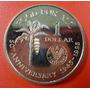Trinidad Y Tobago Moneda 50th Aniver De La Fao 1 Dolar 1995