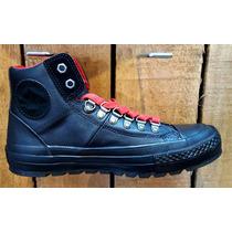 Zapatillas Converse Cuero All Star Hombre 83c Todos Talles