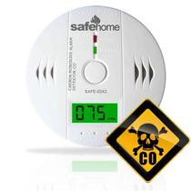 Alarma Detector De Monóxido De Carbono Autónomo El Mejor !!