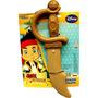 Espada Jake Y Piratas Del Nunca Jamas! Lic.original. 34cm!